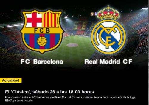 Эль Классико El Clásico  сезон 2013-2014 Реал Мадрид - ФК Барселона Видео Голы Счет