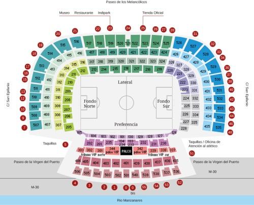 Купить билеты на футбол Атлетико Мадрид Atlètico de Madrid - ФК Барселона FC Barcelona 11-12  января 2014 года