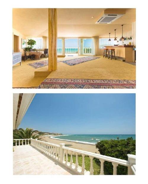 Недвижимость Марбелья Marbella Испания - Продажа недвижимости дом (вилла) в Марбелье 1-я линия моря от собственника