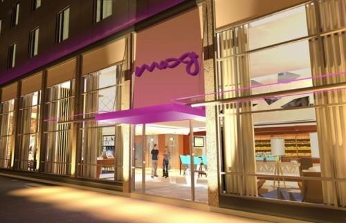 """Американская сеть отелей """"Марриотт"""" совместно с шведской компанией Икеа планирует открыть 150 отелей в Европе под брэндом """"Moxy Hotels"""""""