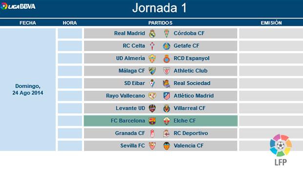 Расписание игр чемпионата испании [PUNIQRANDLINE-(au-dating-names.txt) 45