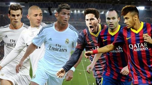 Купить билеты на футбол матчи Эль Классико El Clásico сезон 2014-2015 Реал Мадрид - ФК Барселона