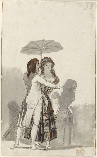 В Музее Прадо в Мадриде 30 октября 2014 года откроется выставка рисунков испанских художников  XVI-XIX  веков