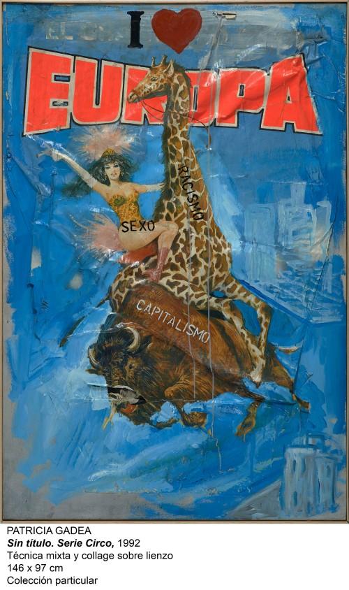 """В Музее Современного искусства Королевы Софии Museo Reina Sofía  проходит выставка """"Атомный Цирк Atomic-Circus"""""""