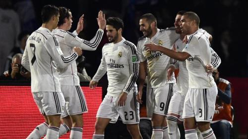 Реал Мадрид Real Madrid  впервые в истории  выиграл Клубный Чемпионат Мира  FIFA Club World Cup