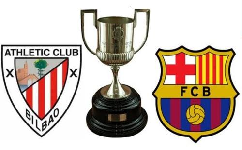 Купить билеты на футбол Финал Кубка Испании, Кубка Короля (Copa del Rey) Атлетик Бильбао (Athletic Club) - ФК Барселона (FC Barcelona) 30 мая 2015 года