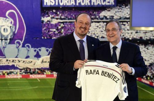 Новости спорта в Испании, новости футбола -  Новый тренер Реал Мадрид Real Madrid Рафаэль «Рафа» Бенитес  Rafael Benitez Maudez