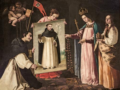 Новости культуры в Испании - 9 июня 2015 года в Музее Тиссен Борнемиса открывается выставка Сурбаран : Новый взгляд( Zurbarán:una nueva mirada)