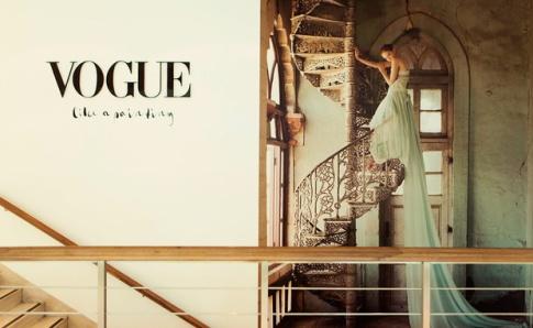 """Новости культуры в Испании - В Музее Тиссен Борнемиса Museo Thyssen-Bornemisza проходит выставка журнала Вог Vogue """"Vogue like a painting"""""""