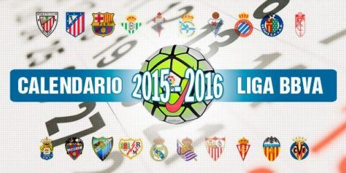Чемпионат испании по футболу расписание матчей 2016
