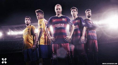 Купить билеты на футбол Атлетико Мадрид - ФК Барселона, сезон 2015-2016 г. , 12-13 сентября 2015 года в Мадриде, 30-31 января 2016 года в Барселоне