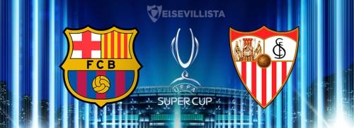 Купить билеты на футбол Супер Кубок Европы сезон 2014-2015 ФК Барселона - Севилья ФК , 11 августа 2015 года, Тбилиси