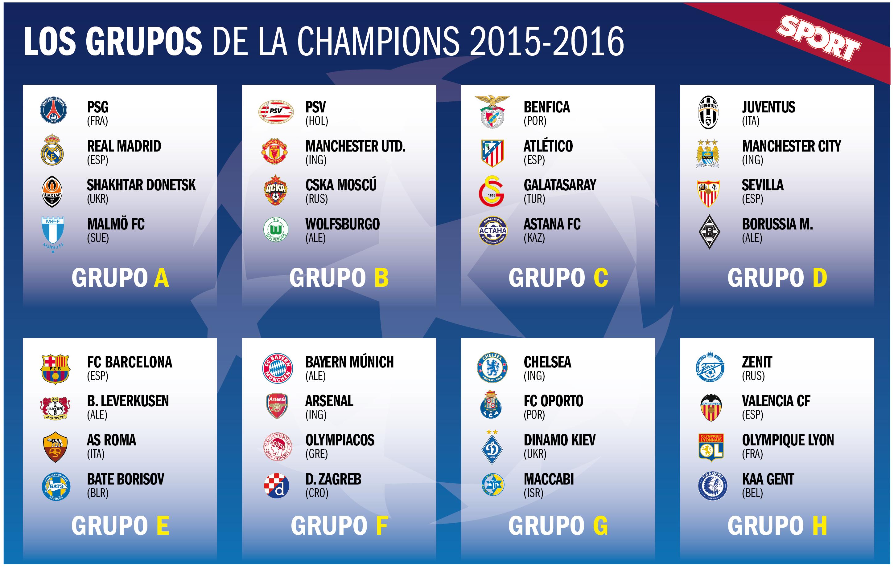 Календарь всех игр реал мадрид в лиге чемпионов