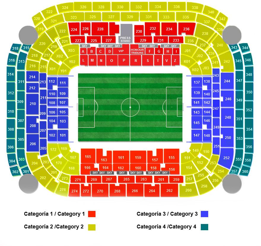 Купить билеты на футбол Финал