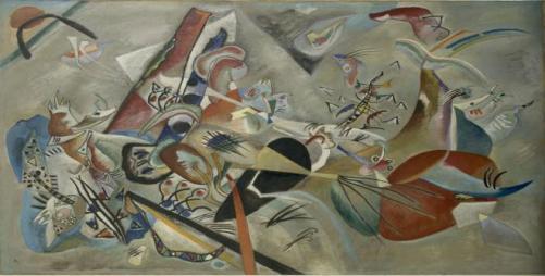 Новости Культуры в Испании -  Выставка Василия Кандинского Wassily Kandinsky откроется в Мадриде 20 октября 2015 года в Центре Сибелес Centro Cibeles