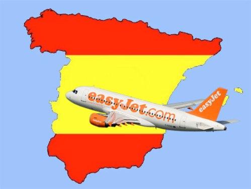 Новости туризма в Испании - Британская Авиакомпания ИзиДжет EasyJet планирует увеличить поток пассажиров в Барселоне на 12%