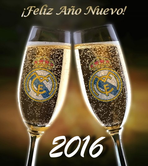С Наступающим Новым 2016 годом !!! Поздравления от МадридРус MadridRus !!!