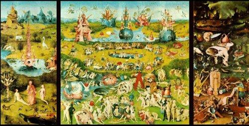 Новости Культуры в Испании - Выставка Иеро́нима Босха El Bosco в Музее Прадо в Мадриде с 31 мая по 11 сентября 2016 года.