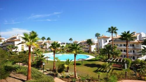 Недвижимость на Коста дель Соль, Михас Коста Mijas Costa предложение апартаменты арестованные банком с 1, 2, 3 спальнями.