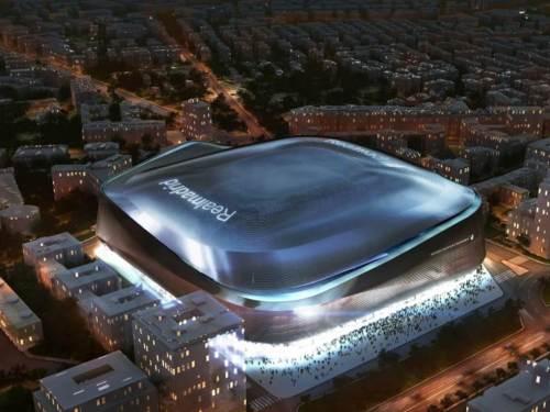 Новости туризма в Испании - Будет ли отель на Новом Стадионе Сантьяго Бернабеу в Мадриде?
