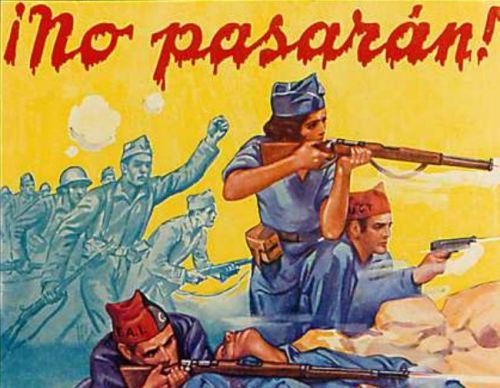Гражданская война в Испании 1936-1939 г. К 80-ю обороны Мадрида 1936-2016. Битва за Мадрид в 1936 году.