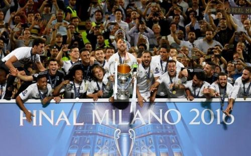 Лига Чемпионов Champions League сезон 2016-2017 , 1/8 финала Реал Мадрид Real Madrid- Наполи Nápoli. Билеты на футбол