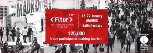 Новости Туризма в Испании-Выставки в Испании . Туристическая выставка ФИТУР 2017 FITUR 2017 в Мадриде 18-22 января 2017 года