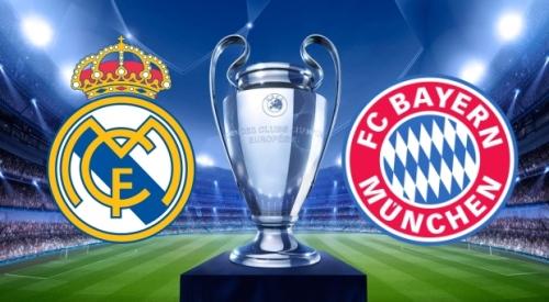 Купить билеты на футбол 1/4 финала Лиги Чемпионов сезон 2016-2017 , Реал Мадрид - Байерн (Бавария) Мюнхен