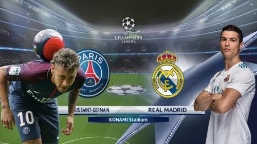 Купить билеты на футбол 1/8 финала Лига Чемпионов Реал Мадрид - ПСЖ , 14 февраля и 6 марта 2018 года.