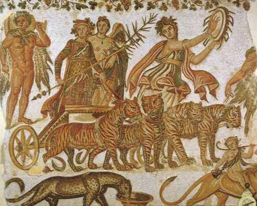 История виноделия в Испании, финикийцы, греки и римляне