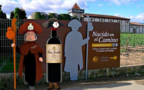 История виноделия в Испании. Путь Сантьяго Camino de Santiago.