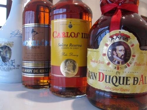 История виноделия в Испании. Испанский брэнди и игристое вино.