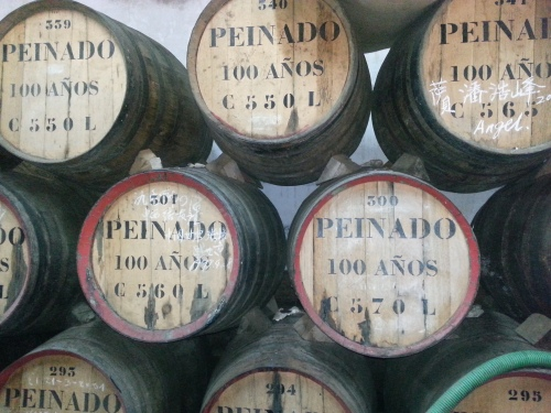 История Виноделия в Испании. Начало 20 века.