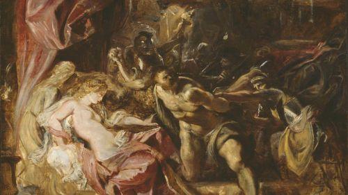 Новости культуры в Испании - Выставка Рубенса откроется в Музее Прадо 10 апреля 2018 года.