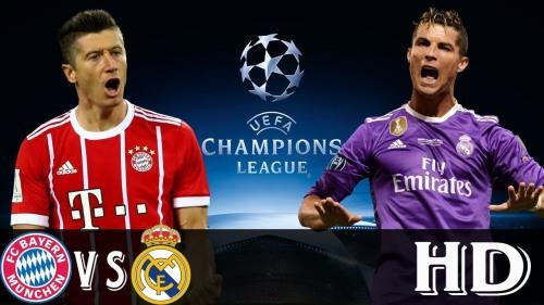 Купить билеты на футбол Полуфинал Лиги Чемпионов сезон 2017-2018 Реал Мадрид - Байерн (Бавария) 1-2 мая 2018 года в Мадриде