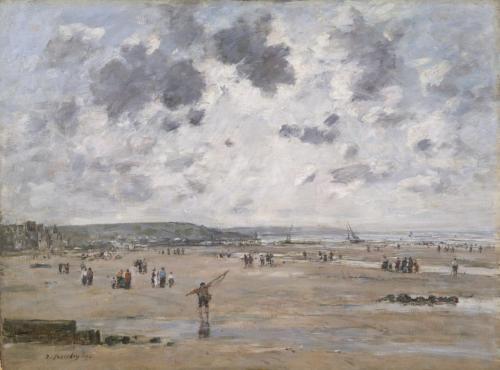 Выставка Моне Monet/ Буден Boudin откроется 26 июня 2018 года в Музее Тиссен-Борнемиса в Мадриде