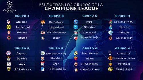 Лига Чемпионов УЕФА сезон 2018-2019 г., матчи Реал Мадрид Real Madrid групповой турнир , расписание группа «G», билеты на футбол.