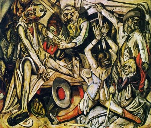 Новости культуры в Испании - Выставка Макса Бекмана в Музее Тиссен Борнемиса в Мадриде с 23 октября 2018 года