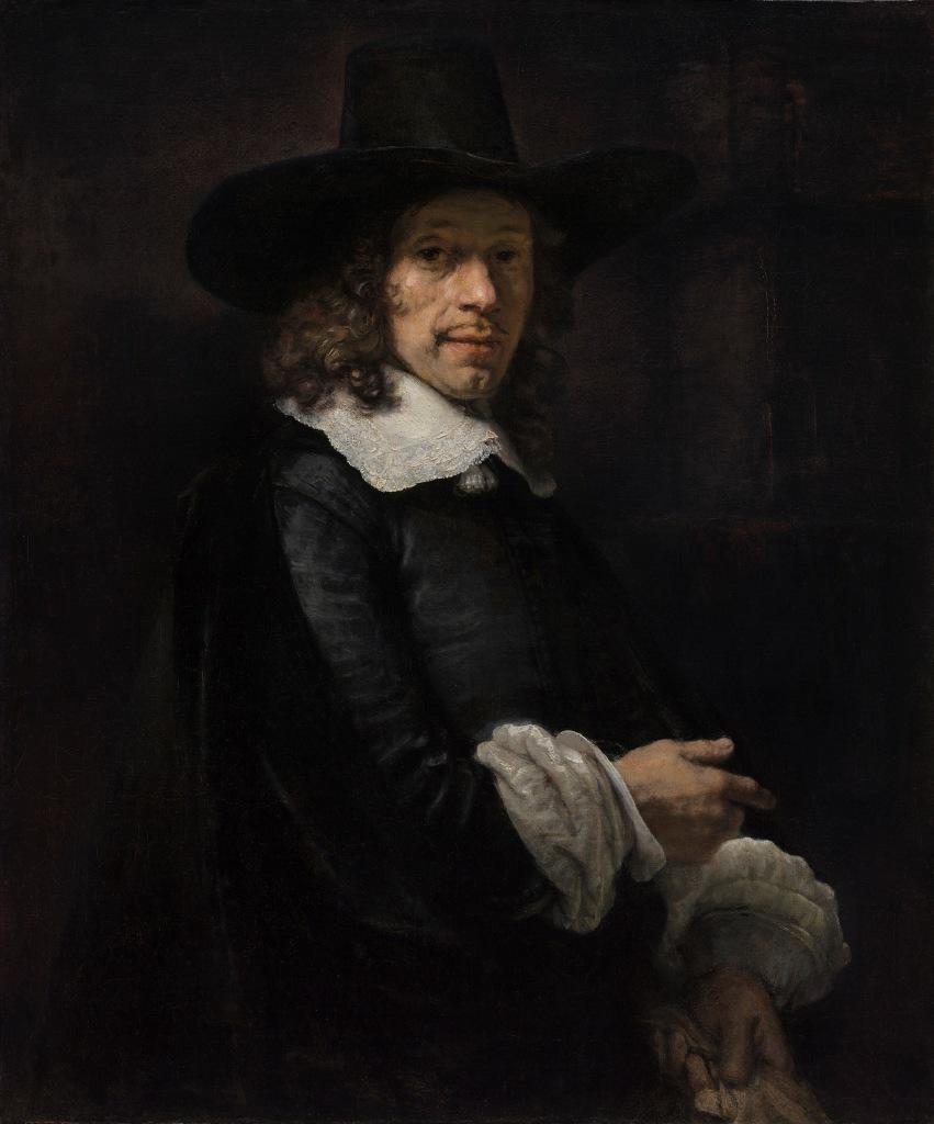 Выставка Рембрандта в Музее Тиссен-Борнемиса в Мадриде с 18 февраля по 24 мая 2020 года.