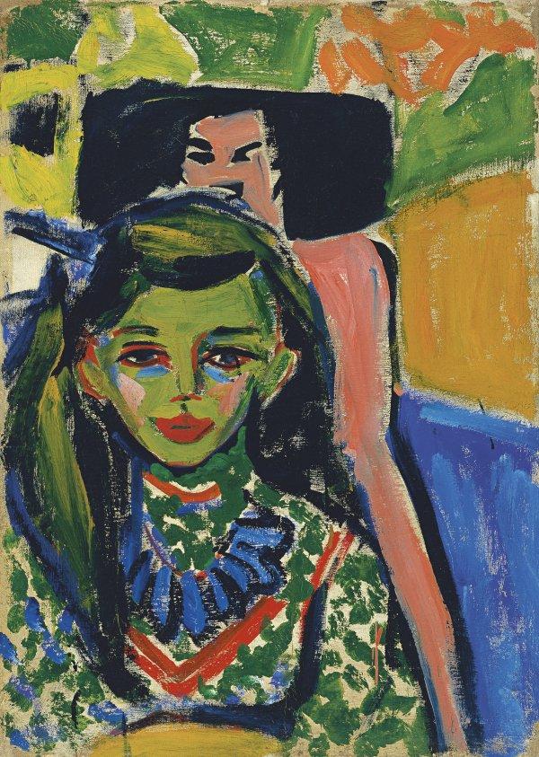 """В Музее Тиссен-Борнемиса в Мадриде 27 октября 2020 года откроется выставка """"Немецкий экспрессионизм""""."""