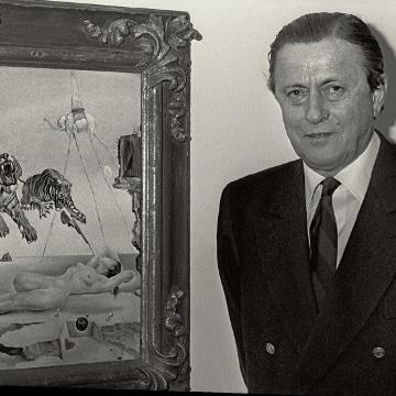 Барон Ганс Генрих Тиссен Борнемиса.