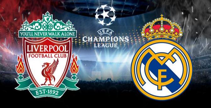Лига Чемпионов сезон 2020-21, 1/4 финала Реал Мадрид - Ливерпуль  , 6  и 14 апреля 2021 года.