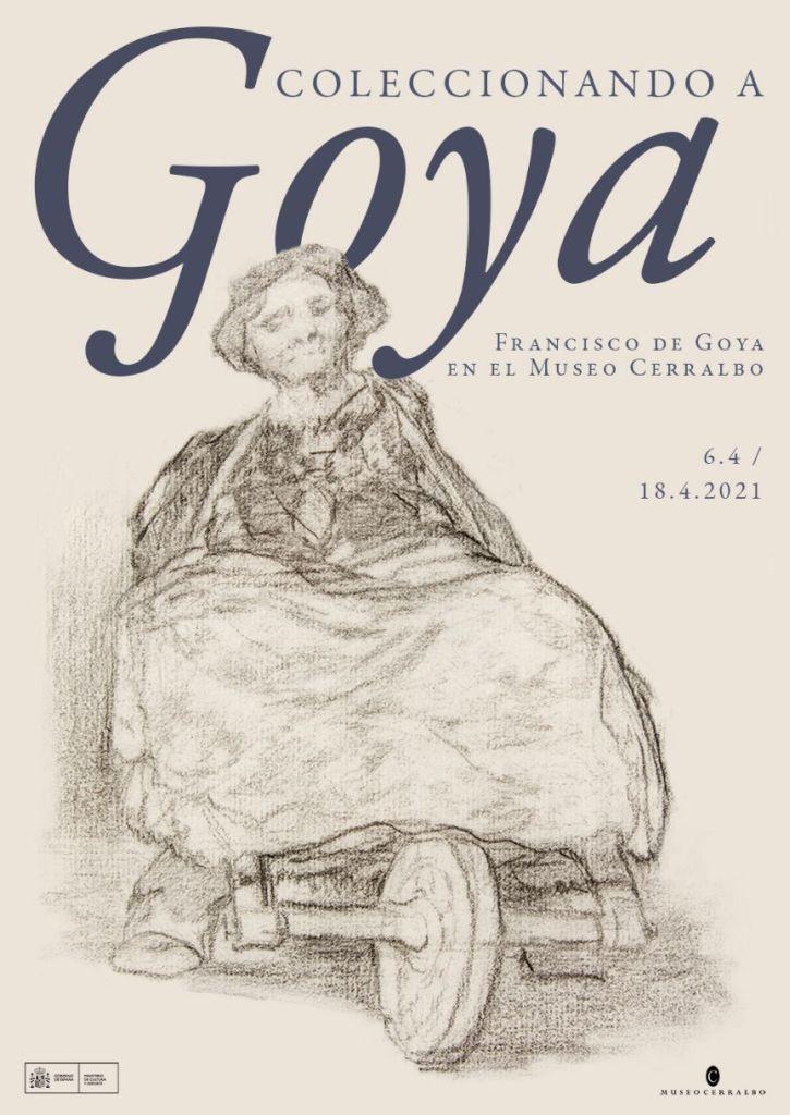 Выставка Франсиско Гоий в Музее Серральбо в Мадриде с 6 по 18 апреля 2021 года.