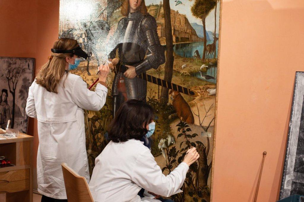 Выставка Витторе Карпаччо Vittore Carpaccio в Музее Тиссен-Борнемиса в Мадриде с 17 мая 2021 года.